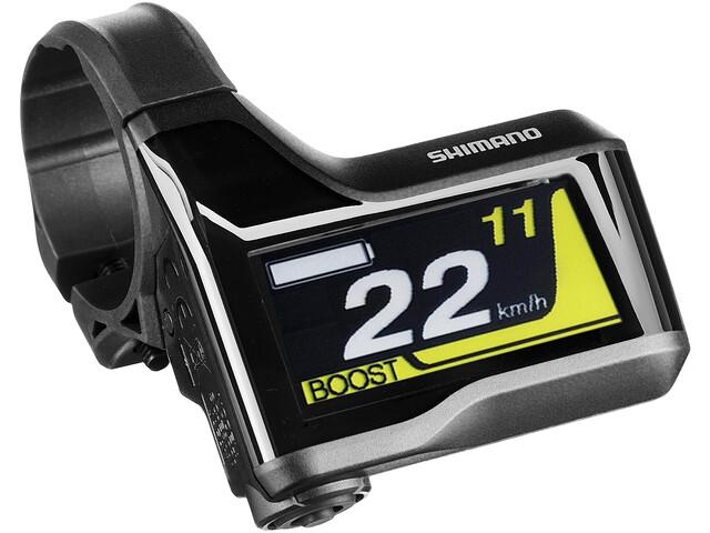 Shimano SC-E8000 Steps Wyświetlacz, black